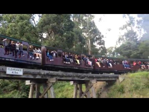 Puffing Billy Melbourne