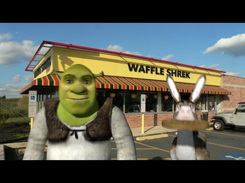 Shrekin tapahtumarikas päivä