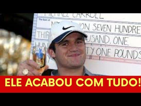 ❌Lixeiro Ganha 48 Milhões na Loteria e Gasta Tudo
