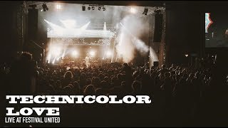 Video Divine Attraction - Technicolor Love (Live at Festival UNITED 20