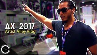 Anime Expo 2017 - Artist Alley Vlog