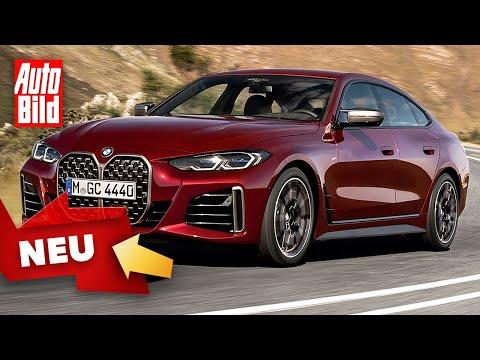 BMW 4er Gran Coupé (2021)   BMW bringt das neue 4er Gran Coupé   Neuvorstellung