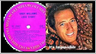 Andy Williams - It's Impossible 'Vinyl