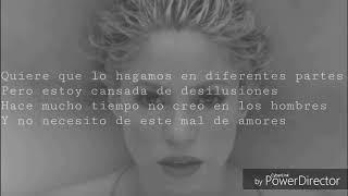 Shakira Ft. Maluma  Trap (Lyrics Video)