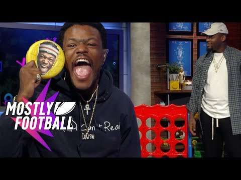"DC Young Fly Talks ""How High 2"" And Challenges Martellus To A Wild Game 