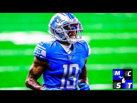 How Detroit Lions Should Handle Wide Receiver Situation!!!