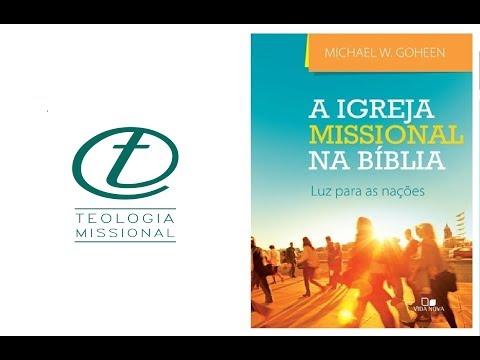 Livros - A IGREJA MISSIONAL NA BÍBLIA