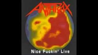 9)ANTHRAX - Invisible - Live Europe 1993