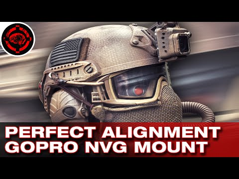 Gopro Nvg Mount Minimal And Repeatable