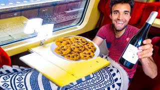 WORLD'S CHEAPEST FIRST CLASS BULLET TRAIN SEAT (Only $19)!