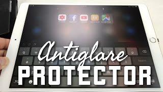 Tempered Glass Anti-Glare iPad Pro Screen Protector
