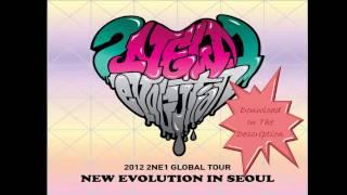 2NE1 Follow Me (Live In Seoul) New Evolution