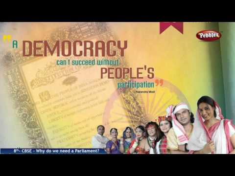 Happyclass - Why do we need a Parliament?, Social Science
