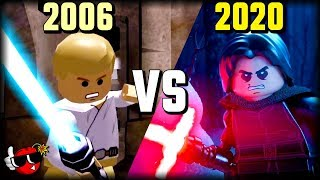 NEW LEGO STAR WARS - AS GOOD AS THE ORIGINALS?