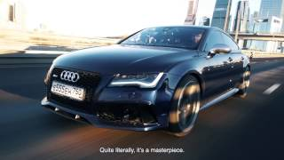 DT Test Drive — 1000 HP Audi RS7
