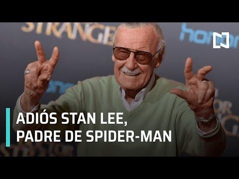 Stan Lee, el creador de Spider-Man y Hulk, muere en Los Ángeles - En la Mira