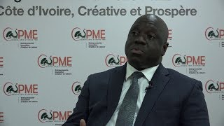 RENCONTRE AVEC LE DG DE CÔTE D'IVOIRE PME