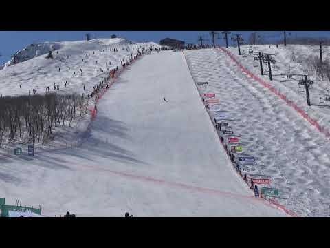 FREE RUN 6/6 : All Japan Ski Technique Championship 2019 - Semifinal