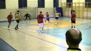 preview picture of video 'Złodzieje Zapalniczek - KDRK Spytkowice | Podhalańska Liga Futsalu | 16.11.2013'