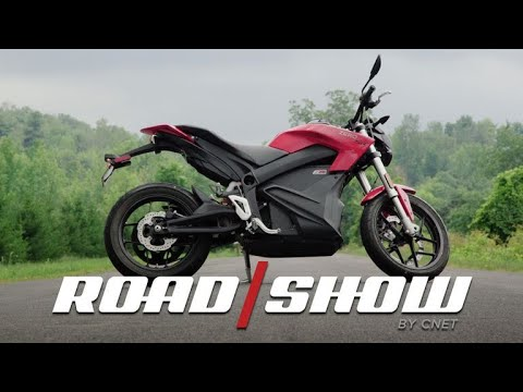 Zero SR electric motorcycle full review