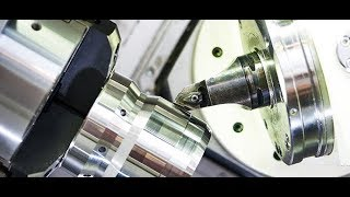 Aerospace Part Machining-High Performance Toolpath