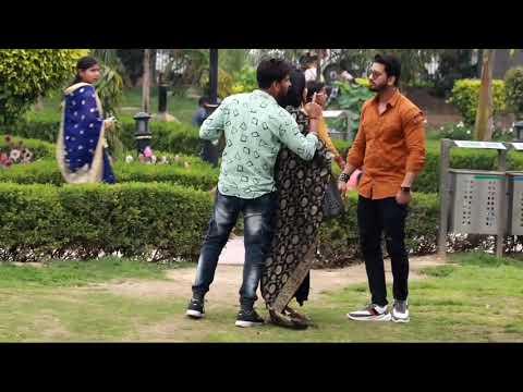 भाई 2 लिए घूम रहा है हमारी भी करा दे || NEW Prank Video In India || Prank By Suren Ranga