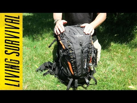 Teton Sports Talus 2700 Backpack Review
