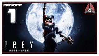 Let's Play Prey Mooncrash With CohhCarnage - Episode 1 - dooclip.me