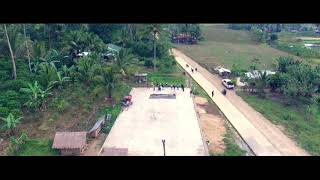 Sultan Kudarat Kalamansig Brgy Wasay Coffee Farmer visit (drone shots dji phantom 3 standard)