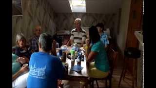 preview picture of video 'II Zjazd byłych wychowanków Domu Dziecka w Krowiarkach - 2013'