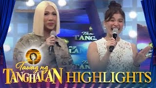 Anne Curtis Gets Shocked Over What Vice Ganda Said   Tawag Ng Tanghalan