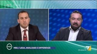 Pini (Lega): Euro, punto di contatto con M5S anche in ottica interna