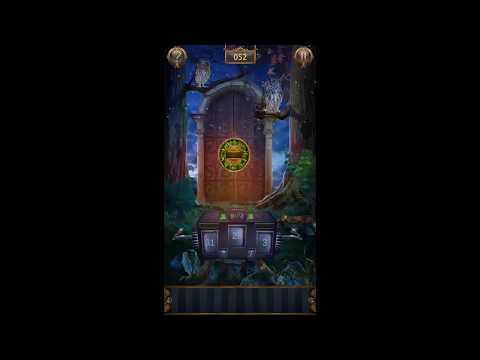 100 doors incredible-2,Walkthrough/Невероятный мир-2 прохождение level-52-53