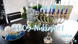 VLOGnukkah 7 - HANUKKAH PARTY TIME! Daily Hanukkah Vlogs