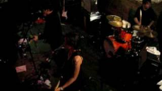 The Wedding Present live at Mohawk Austin, TX 10-18-2008