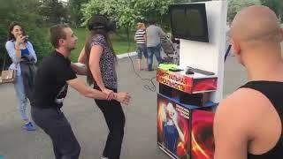 Lustige Videos. Virtuelle Realität. Виртуальная реальность. The virtual reality