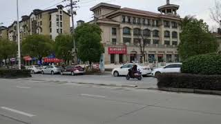 preview picture of video 'Anhui University of Technology, China Dormitory outsides'