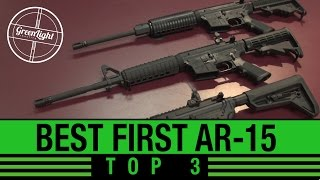 Top 3 Best First AR-15 Rifles
