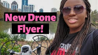 DJI Mavic Mini Drone Flight | Mavic Mini Footage| Atlanta | 2.7K video| Drone Footage | Geozone