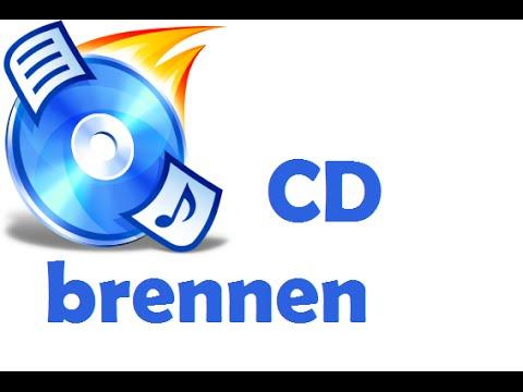 CD brennen/ CDBurnerXP/ einfach/ german / full HD