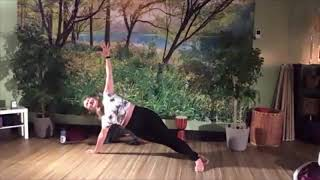 Flow Yoga L1-2 (Charla)