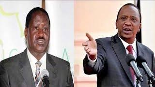 Why there will be no talks between Uhuru Kenyatta and Raila Odinga