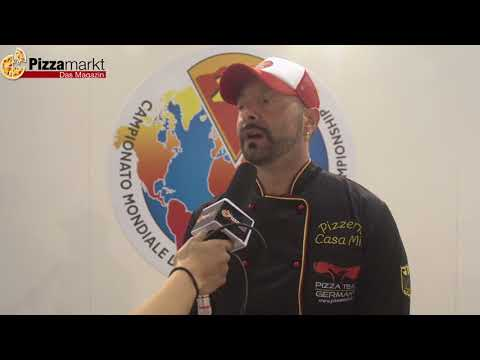 Martino Cesario Pizzamarkt interview