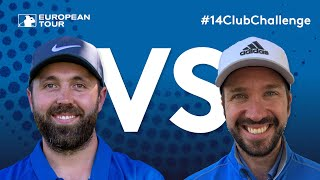 The 14 Club Challenge YouTuber Special   Rick Shiels Vs Peter Finch