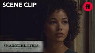 Shadowhunters | Season 2, Episode 18: Maia Opens Up To Simon | Freeform