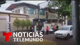 Pandilleros prohiben entierro en El Salvador | Noticias Telemundo