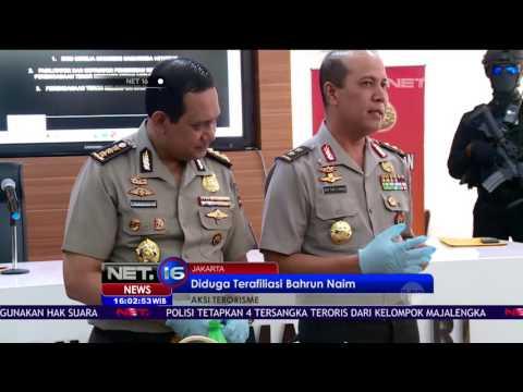 Polisi Tetapkan 4 Tersangka Teroris dari Kelompok Majalengka - NET16