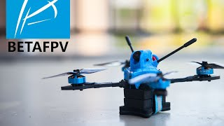 BetaFPV X-Knight (custom version) - Test-flight for Review # 2 - 2020-04-27