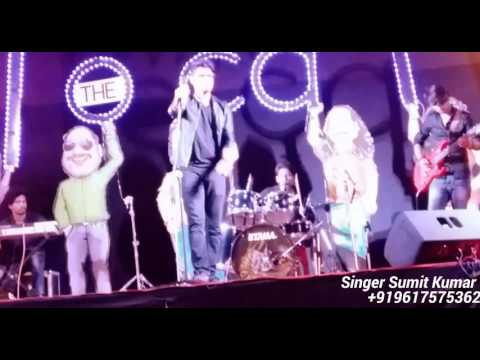 Rock On 2-You Know What I Mean -Live - Sumit Kumar