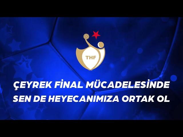 Türkiye Kupası Çeyrek Final İlk Maç | Selkaspor - Göztepe